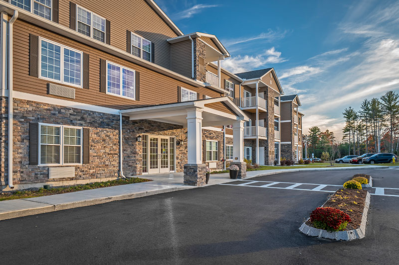 Connect55+ Londonderry exterior