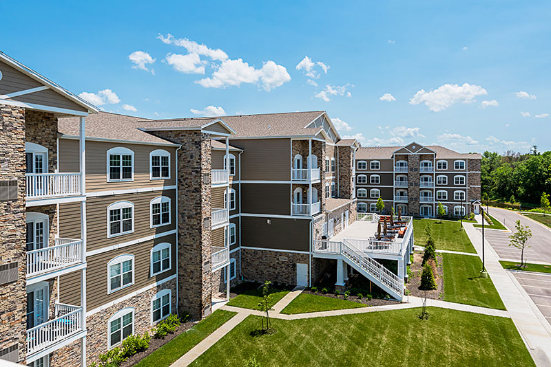 Connect55+ Olathe exterior